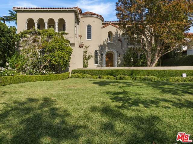 146 N Mccadden Place, Los Angeles (City), CA 90004 (#21785788) :: The Laffins Real Estate Team