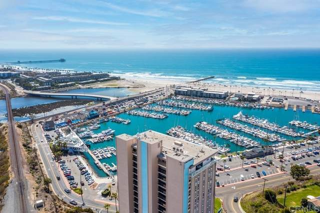 1200 Harbor Drive N 4D, Oceanside, CA 92054 (#NDP2111021) :: Corcoran Global Living