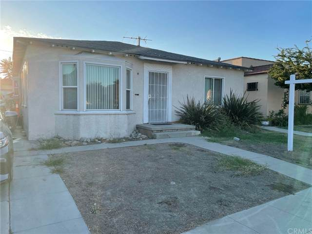 6005 Olive Avenue, Long Beach, CA 90805 (#PW21209574) :: Rogers Realty Group/Berkshire Hathaway HomeServices California Properties