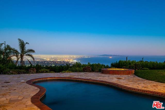 1360 Lachman Lane, Pacific Palisades, CA 90272 (#21787284) :: American Real Estate List & Sell