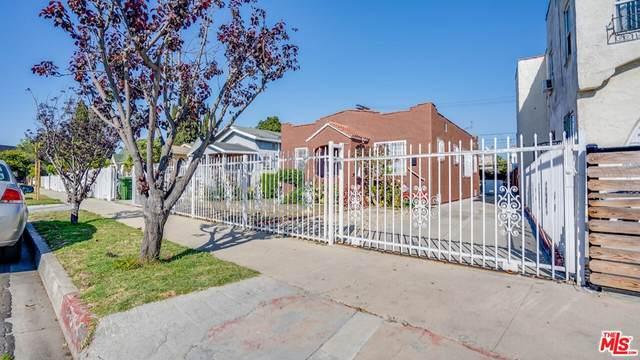 2516 S Harcourt Avenue, Los Angeles (City), CA 90016 (#21787344) :: Twiss Realty
