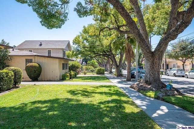 132 136 N Sierra Bonita Avenue, Pasadena, CA 91106 (#320007786) :: Rogers Realty Group/Berkshire Hathaway HomeServices California Properties