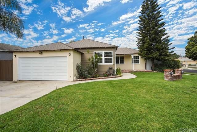9025 Rhea Avenue, Northridge, CA 91324 (#SR21210189) :: Corcoran Global Living