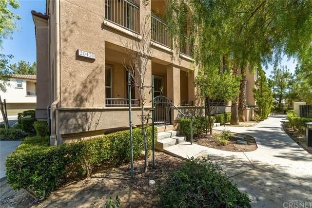20430 Paseo Altisse, Porter Ranch, CA 91326 (#SR21210244) :: Corcoran Global Living