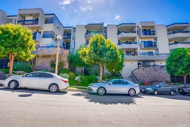 28121 Highridge Road #404, Rolling Hills Estates, CA 90275 (#SB21206329) :: Go Gabby