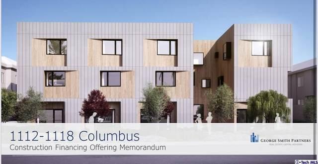 1112 1118 N Columbus Avenue, Glendale, CA 91202 (#320007787) :: Rogers Realty Group/Berkshire Hathaway HomeServices California Properties