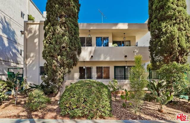 314 S Clark Drive, Los Angeles (City), CA 90048 (#21786248) :: The Laffins Real Estate Team