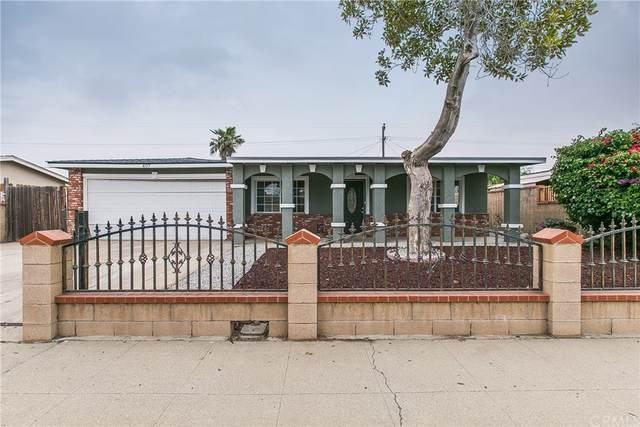 407 W Taft Street, Santa Maria, CA 93458 (#PI21210271) :: American Real Estate List & Sell