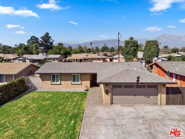 1787 Larkspur Avenue, Pomona, CA 91767 (#21787256) :: Mainstreet Realtors®