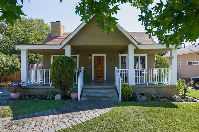 214 Valle Vista Avenue, Monrovia, CA 91016 (#P1-6796) :: Rogers Realty Group/Berkshire Hathaway HomeServices California Properties
