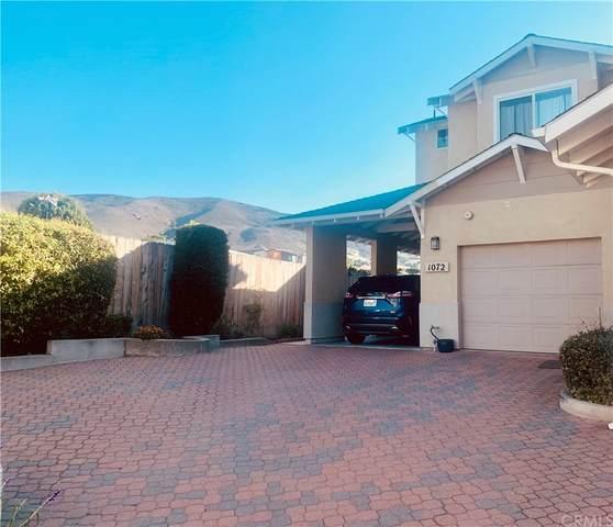 1072 Willow Circle #19, San Luis Obispo, CA 93401 (#SC21210168) :: Twiss Realty
