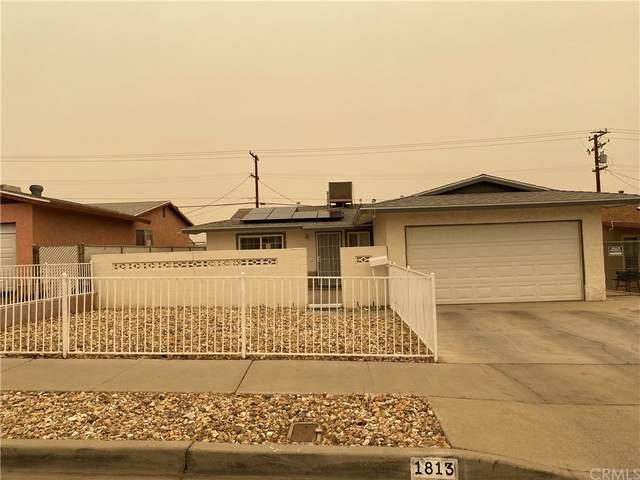 1813 Forane Street, Barstow, CA 92311 (#OC21210229) :: Team Forss Realty Group