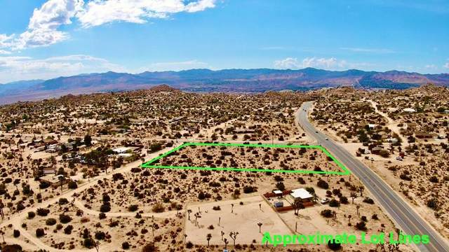 138 Old Woman Springs Road, Yucca Valley, CA 92284 (#219067970PS) :: Swack Real Estate Group | Keller Williams Realty Central Coast