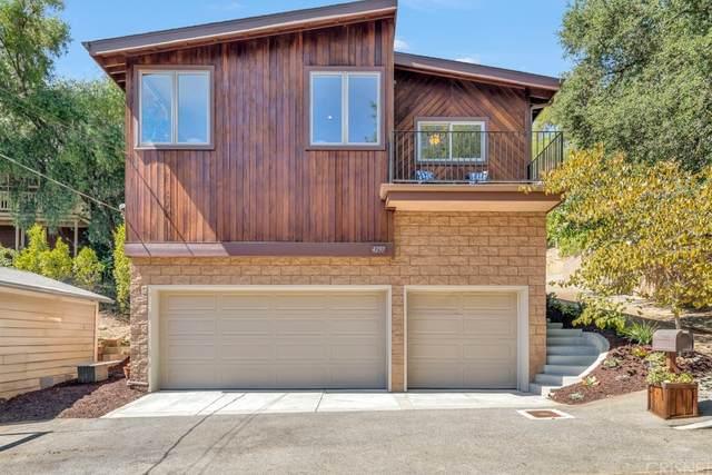 4297 Ensenada Drive, Woodland Hills, CA 91364 (#SR21209503) :: Corcoran Global Living