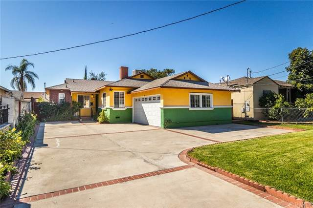 6631 Cleon Avenue, North Hollywood, CA 91606 (#BB21207370) :: Corcoran Global Living