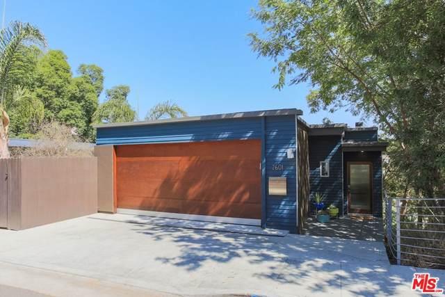2601 Ivan Hill Terrace, Los Angeles (City), CA 90039 (#21787150) :: Corcoran Global Living