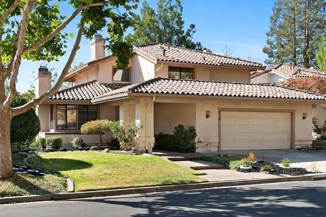 450 Live Oak Drive, Danville, CA 94506 (#ML81863949) :: The DeBonis Team