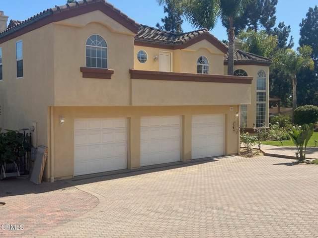 90 Corte Cerrito, Camarillo, CA 93010 (#V1-8548) :: Jett Real Estate Group