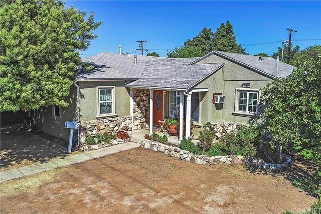 17905 Vanowen Street, Reseda, CA 91335 (#SR21210351) :: Jett Real Estate Group