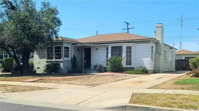 8931 Haas Avenue, Los Angeles (City), CA 90047 (#BB21203081) :: The Parsons Team