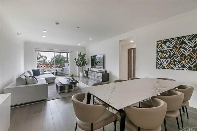 5253 Vantage Avenue Ph1, Valley Village, CA 91607 (#SR21207958) :: Bathurst Coastal Properties