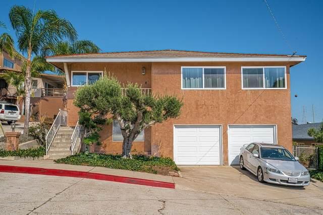 1233 Hueneme Street, San Diego, CA 92110 (#210027013) :: Blake Cory Home Selling Team