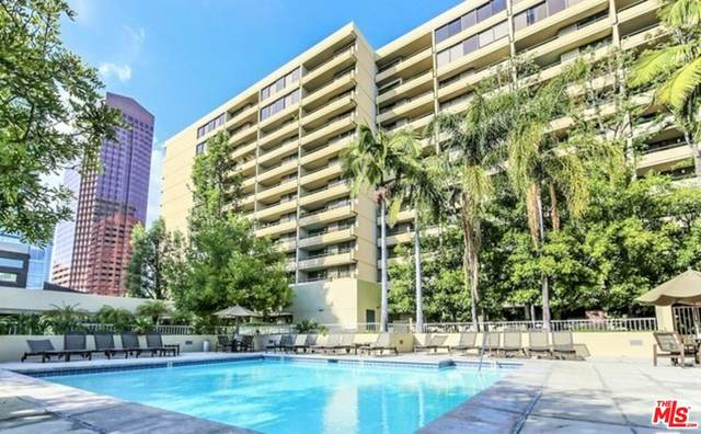 600 W 9Th Street #405, Los Angeles (City), CA 90015 (#21787414) :: Rogers Realty Group/Berkshire Hathaway HomeServices California Properties