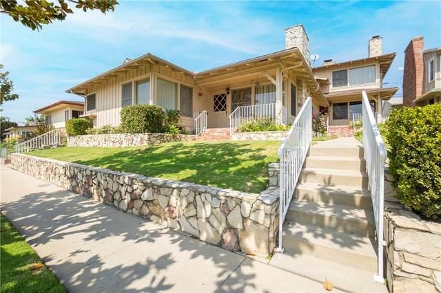 5321 W Slauson Avenue, Ladera Heights, CA 90056 (#SB21208654) :: RE/MAX Empire Properties