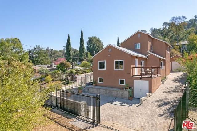 2256 Allesandro Street, Los Angeles (City), CA 90039 (#21787254) :: Corcoran Global Living