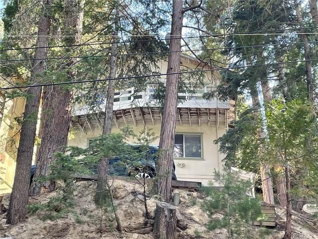 26237 Boulder Lane, Twin Peaks, CA 92391 (#EV21210422) :: Corcoran Global Living