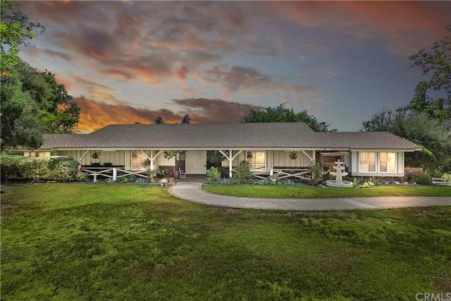 30605 De Portola Road, Temecula, CA 92592 (#SW21207418) :: American Real Estate List & Sell
