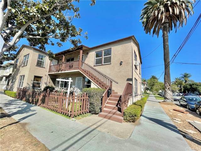 204 Esperanza Avenue #204, Long Beach, CA 90802 (#CV21210230) :: Rogers Realty Group/Berkshire Hathaway HomeServices California Properties