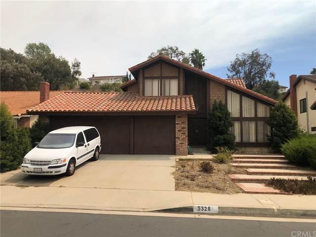 3328 Bent Twig Lane, Diamond Bar, CA 91765 (#DW21209396) :: Rogers Realty Group/Berkshire Hathaway HomeServices California Properties