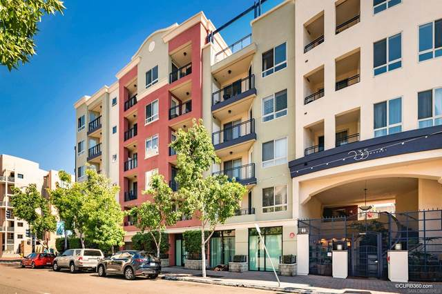 235 Market St. #210, San Diego, CA 92101 (#210027020) :: Rogers Realty Group/Berkshire Hathaway HomeServices California Properties