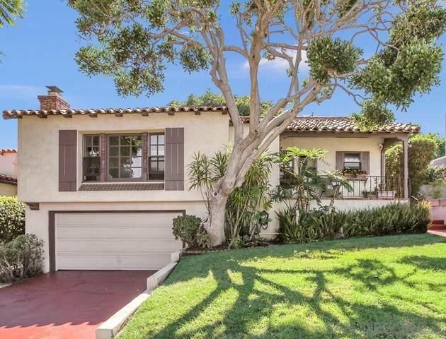 3135 Curtis Street, San Diego, CA 92106 (#210027023) :: Corcoran Global Living