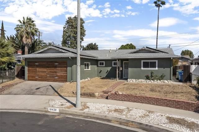 10438 Remmet Avenue, Chatsworth, CA 91311 (#SR21210333) :: Necol Realty Group