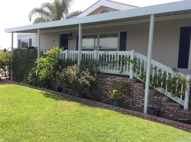 2131 W San Bernardino Road #52, West Covina, CA 91790 (#CV21210450) :: Corcoran Global Living