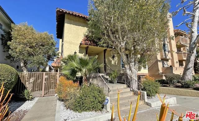 1606 S Barrington Avenue #4, Los Angeles (City), CA 90025 (#21781888) :: Corcoran Global Living