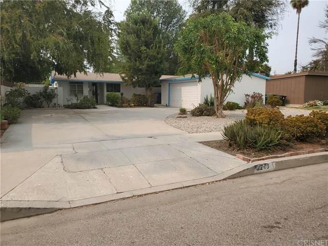 8213 Aura Avenue, Reseda, CA 91335 (#SR21209169) :: Jett Real Estate Group