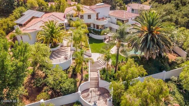 31646 Foxfield Drive, Westlake Village, CA 91361 (#221005223) :: American Real Estate List & Sell