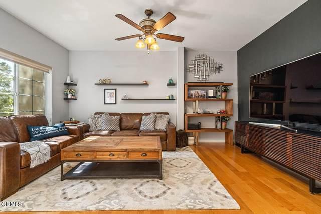 4516 Ramsdell Avenue #136, La Crescenta, CA 91214 (#P1-6799) :: Rogers Realty Group/Berkshire Hathaway HomeServices California Properties
