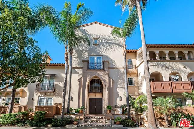 5935 Playa Vista Drive #202, Playa Vista, CA 90094 (#21786008) :: Team Tami