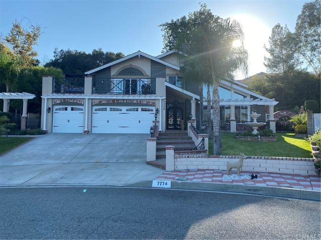 7774 Calle Bresca, Rancho Cucamonga, CA 91730 (#IV21210133) :: Rogers Realty Group/Berkshire Hathaway HomeServices California Properties