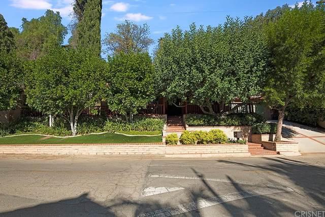 4642 Morro Drive, Woodland Hills, CA 91364 (#SR21210336) :: Corcoran Global Living