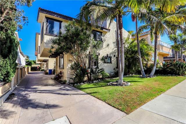 2521 Ruhland Avenue #1, Redondo Beach, CA 90278 (#PW21208146) :: Go Gabby