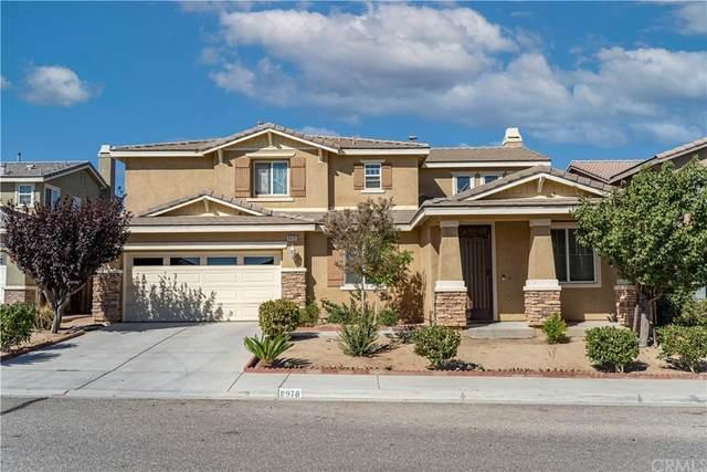 8978 Big Bear Drive, Hesperia, CA 92344 (#CV21207579) :: Corcoran Global Living