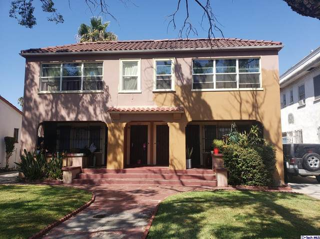 601 W 48th Street, Los Angeles (City), CA 90037 (#320007793) :: Rogers Realty Group/Berkshire Hathaway HomeServices California Properties