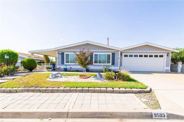 9593 Sharondale Road, Calimesa, CA 92320 (#IV21210085) :: American Real Estate List & Sell