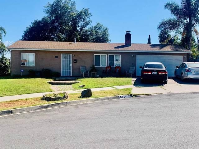 8711 Brady Avenue, Spring Valley, CA 91977 (#PTP2106738) :: Jett Real Estate Group