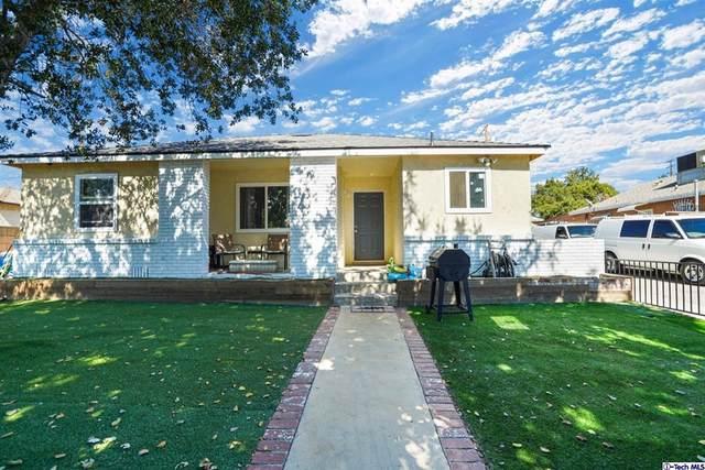 9656 Sandusky Avenue, Arleta, CA 91331 (#320007790) :: Rogers Realty Group/Berkshire Hathaway HomeServices California Properties